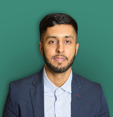 Yasir Ali, Co-Founder & CEO