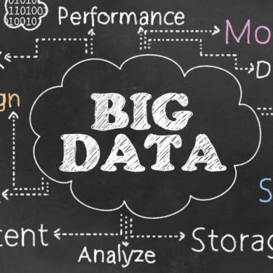 big data boost for infrastructure sector