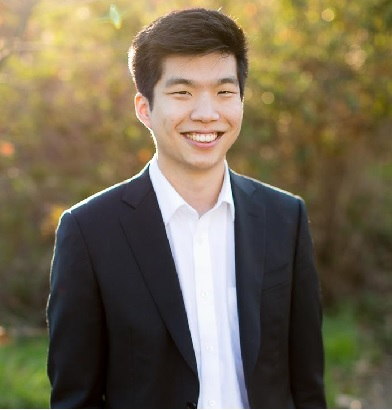Benjamine Liu, CEO & Co-Founder