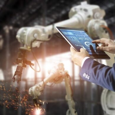 Artificial intelligence Playing heroic role in manufacturing industry-min
