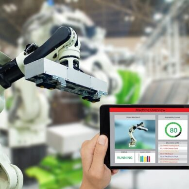 IOT and manufacturing industry-min